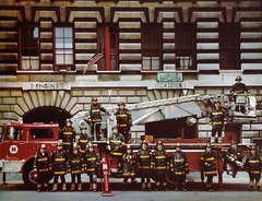 Firemen, New York City Fire Department