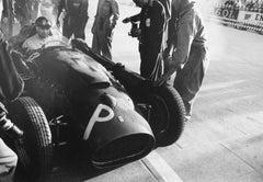 Juan Manuel Fangio, Lancia/Ferrari D50, Grand Prix of Monaco, Monaco