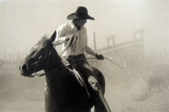 Untitled (Roper at Bell Ranch)