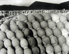 Piñatas Apiladas, (Stacked piñata pots)