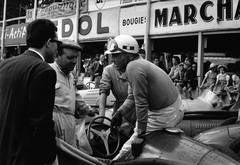Luigi Musso (Maserati) Pav