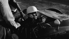 Stirling Moss, Aston Martin,  Le Mans