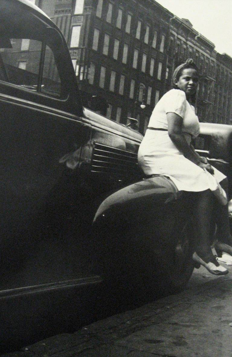 Harold L. Harvey Black and White Photograph - New York City, Harlem