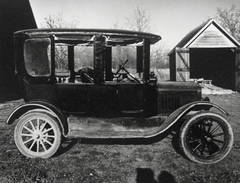 Model T with California Top