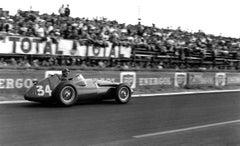 Juan Manuel Fangio, Maserati 250F, Reims, France