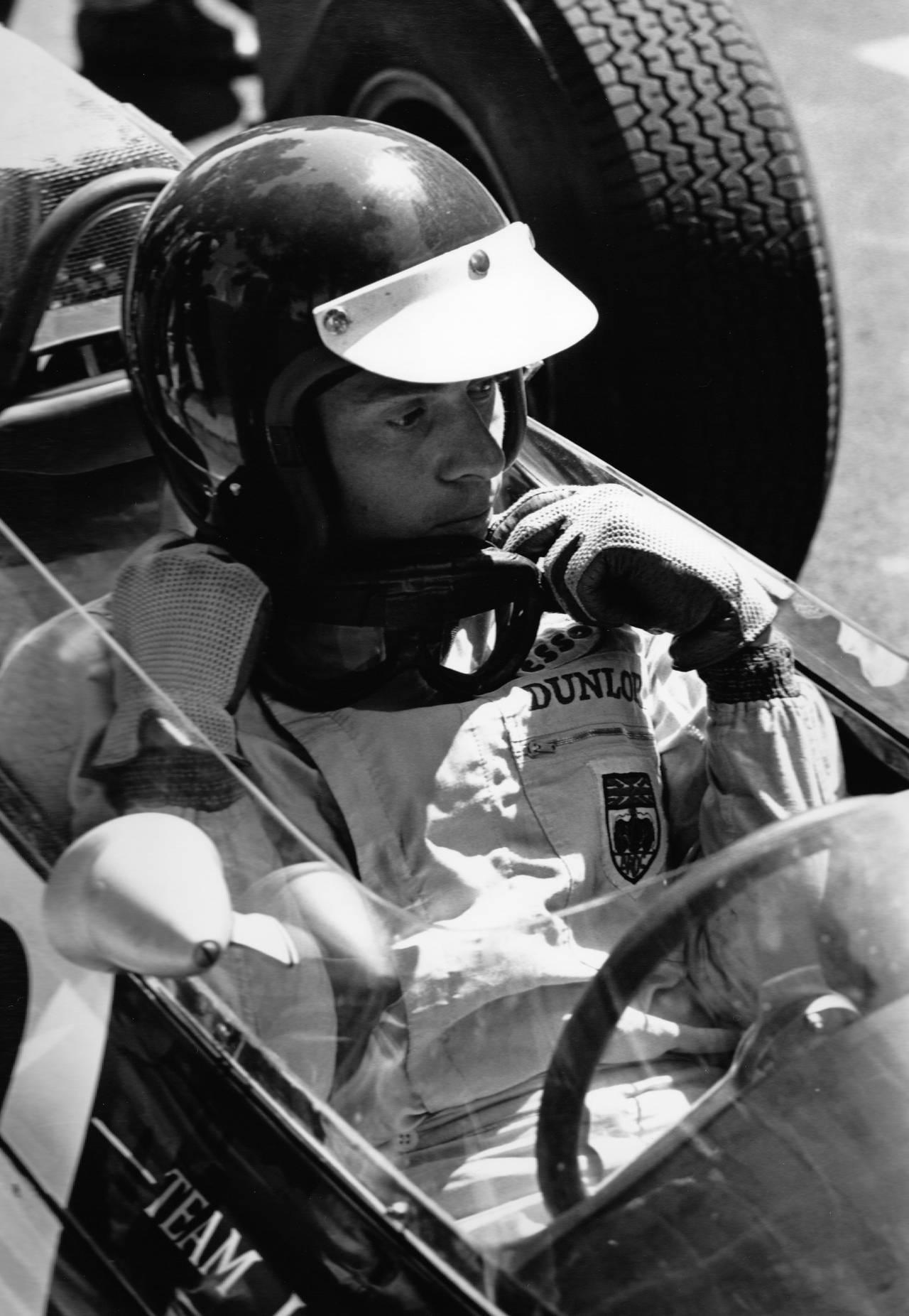 Jim Clark - Silverstone