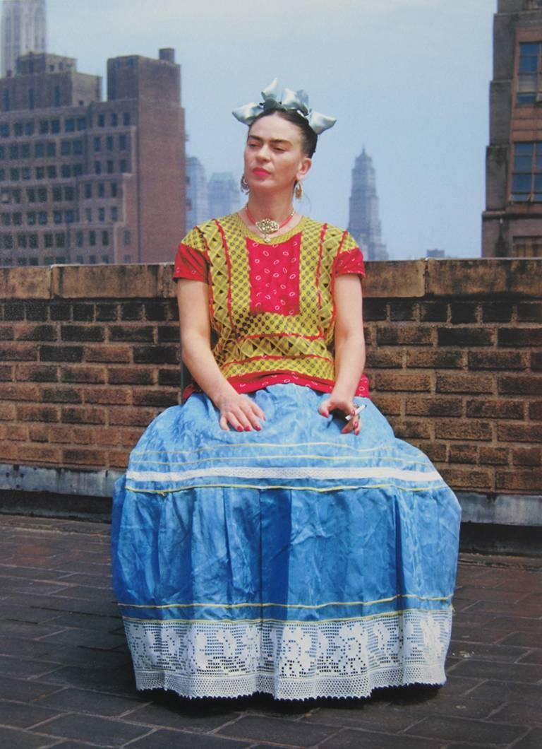 Frida in New York