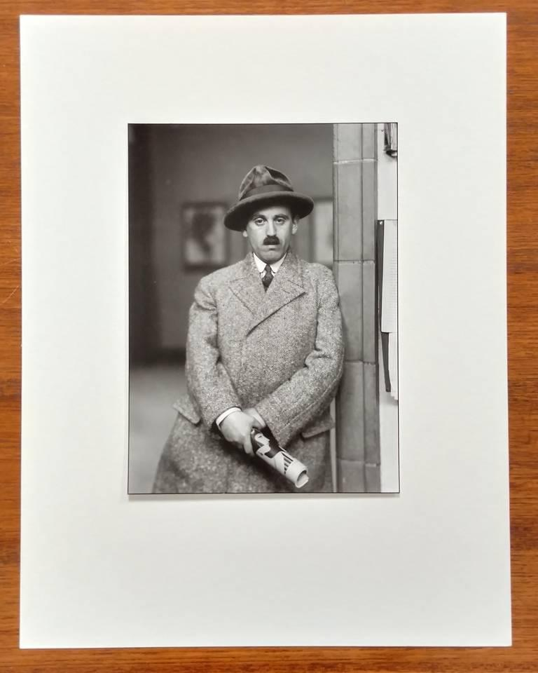 Art Dealer (Citizens of the 20th Century) - Photograph by August Sander