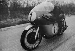 Giacomo Agostini at Speed