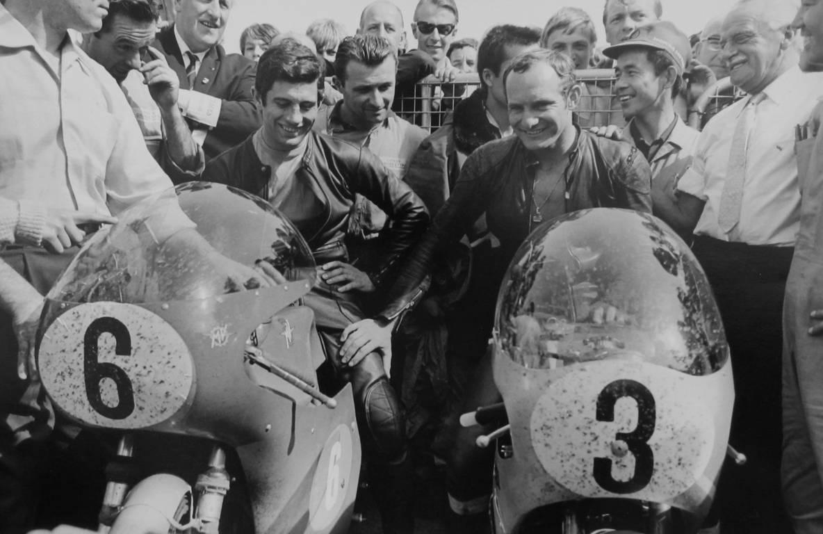 Agostini and Hailwood TT