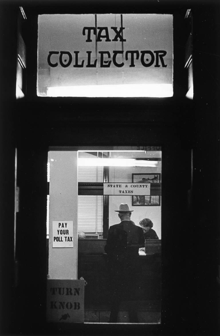 Tax Collector, Texas