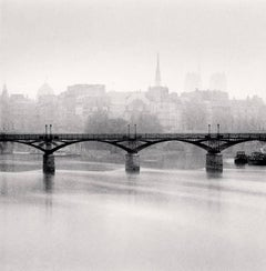 Pont des Arts, Study 3, Paris, France