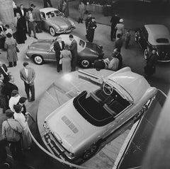 Paris Auto Show - BMW stand