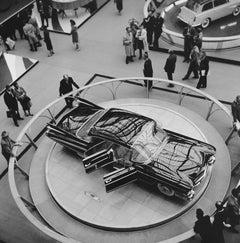 Paris Auto Show - General Motors design