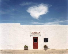 Dimmitt Meat Company, Dimmitt, Texas from On The Plains series