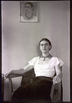 Frida at the Barbizon Plaza Hotel, New York City, NY