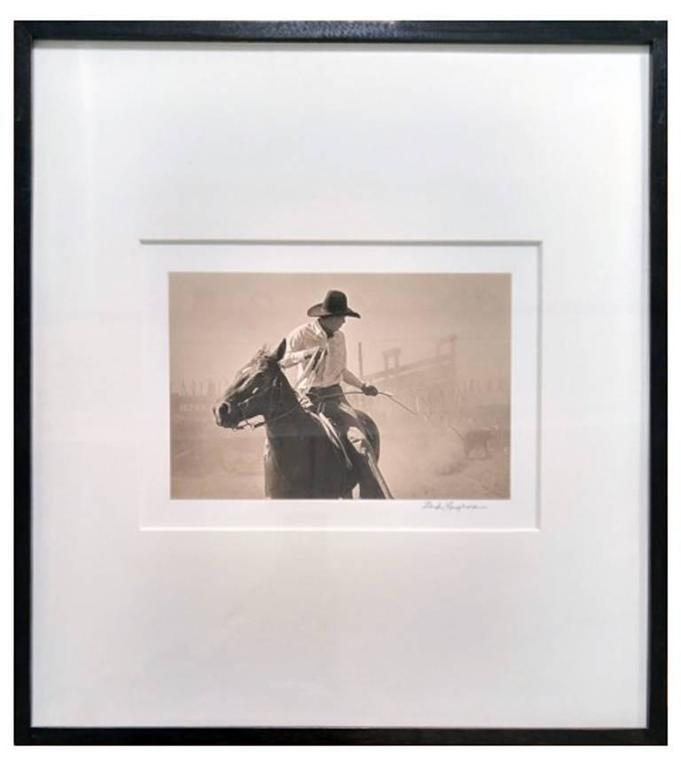 Untitled (Roper at Bell Ranch) For Sale 1