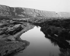 Sunrise, Rio Grande and Santa Elena Canyon