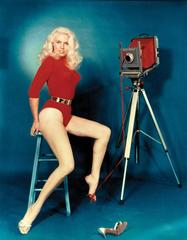 Bunny Yeager Color Photography