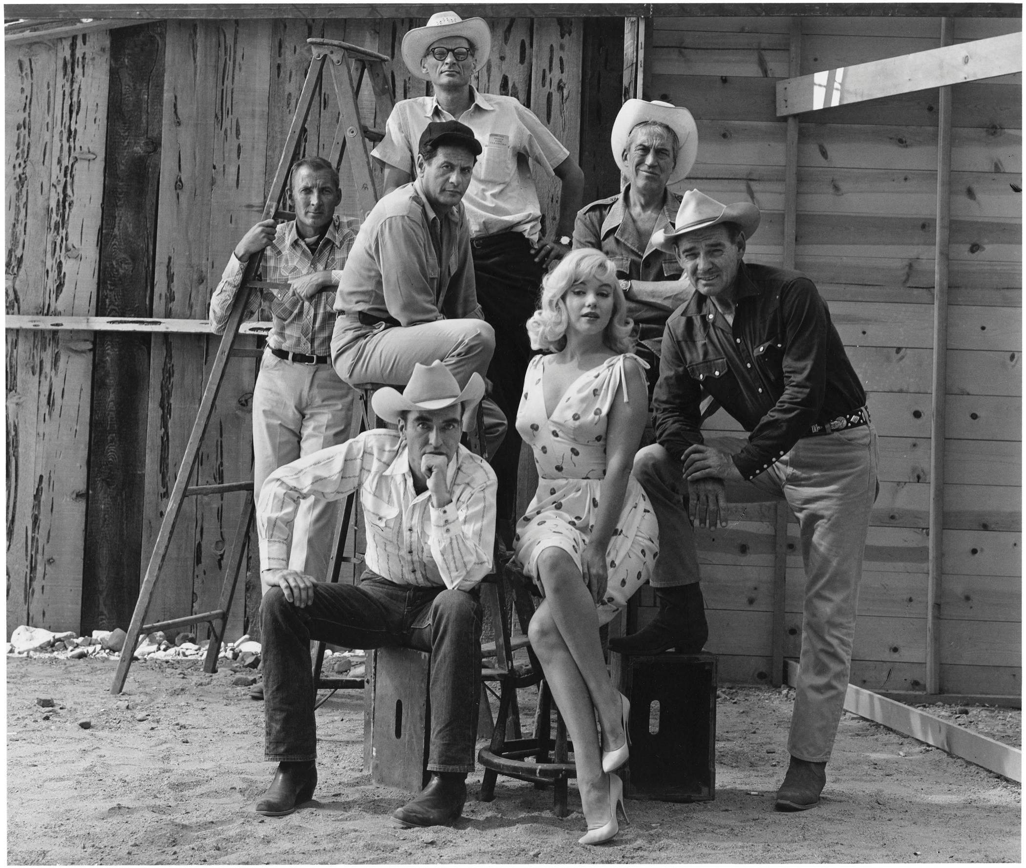 The Misfits, Reno, Nevada