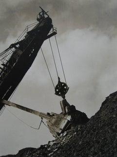 Untitled - Crane arm, scoop