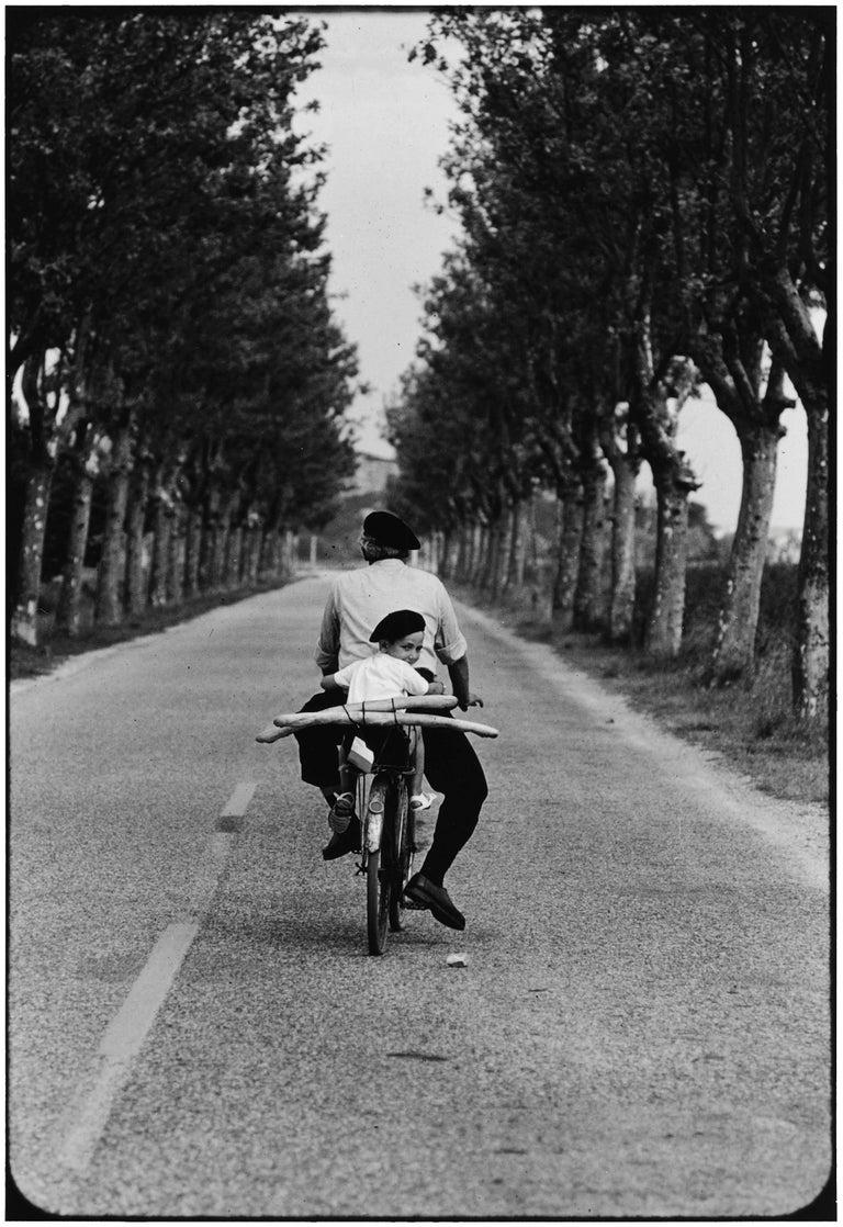 Elliott Erwitt Portrait Photograph - Provence, France