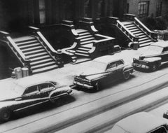 White Stoops, West 88th Street, NYC