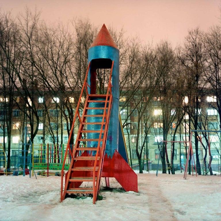 Ivan Mikhailov Landscape Photograph - Playground 2009-2010