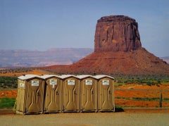 Monument Valley, from New Suburbia