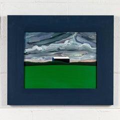 Blue Barn, Green Field