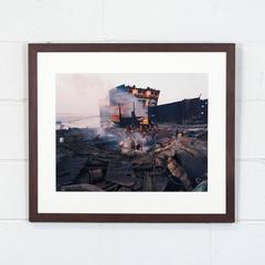 Shipbreaking #11, Chittagong, Bangladesh, 2000