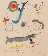 """""""Quelques Fleurs pour des Amis: Pierre Matisse (#21)"""