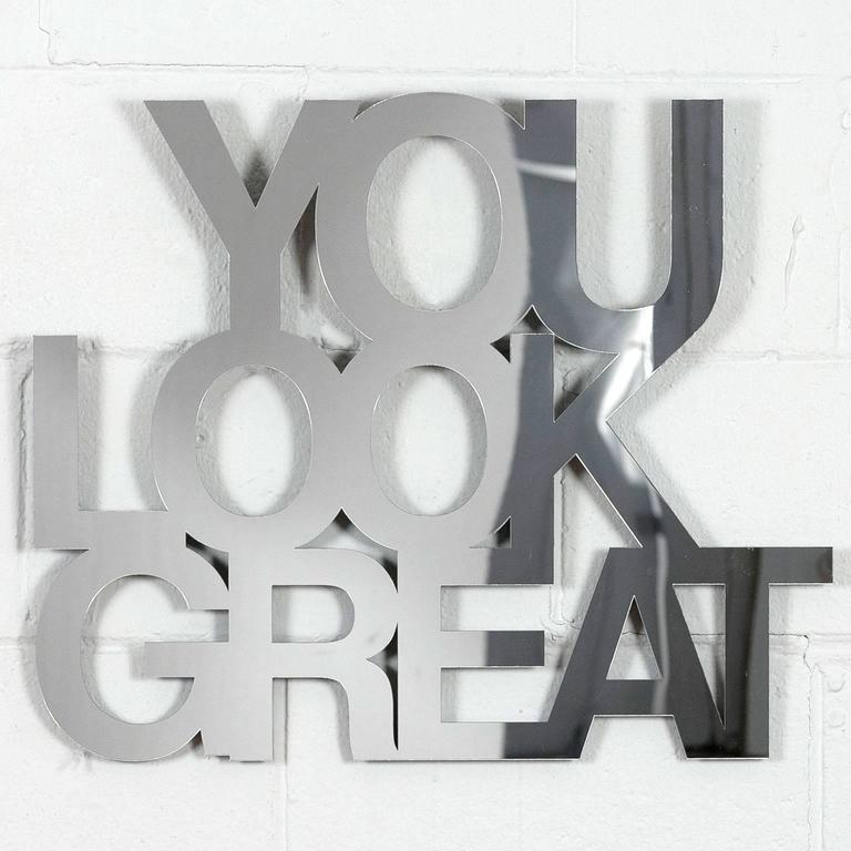 You Look Great 1