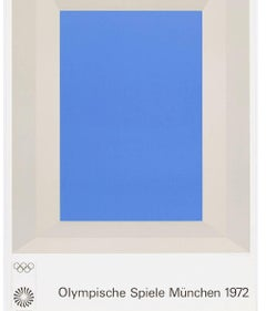 """""""Munich Olympics"""" Signed Poster"""