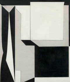 "Victory Vasarely ""Akka"" Gouache, 1949"