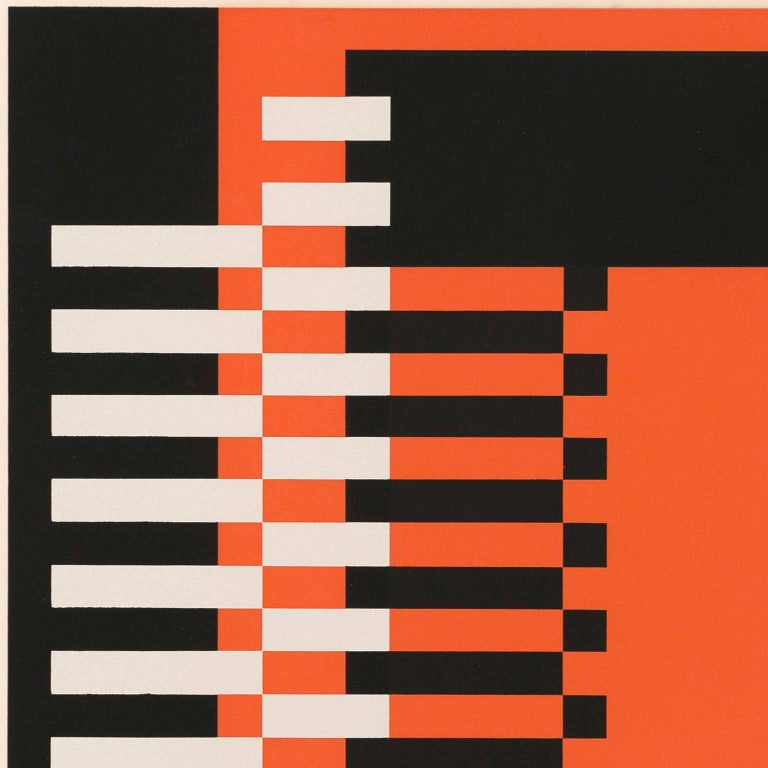 Home Albers By Design: MMA Pillars, Print At 1stdibs