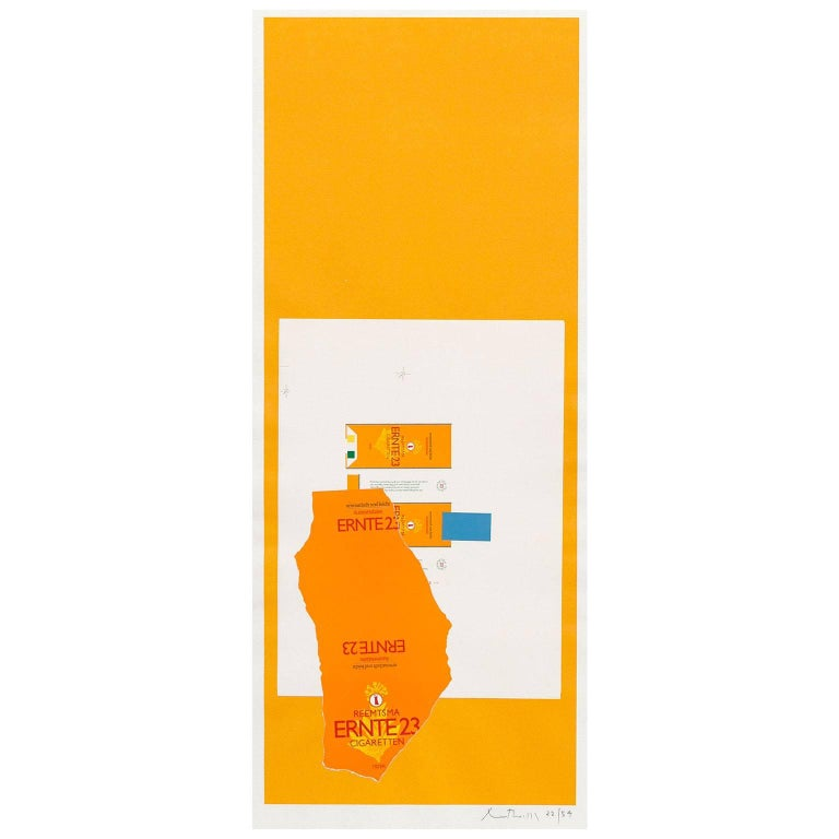"Robert Motherwell ""Summer Light Series"""