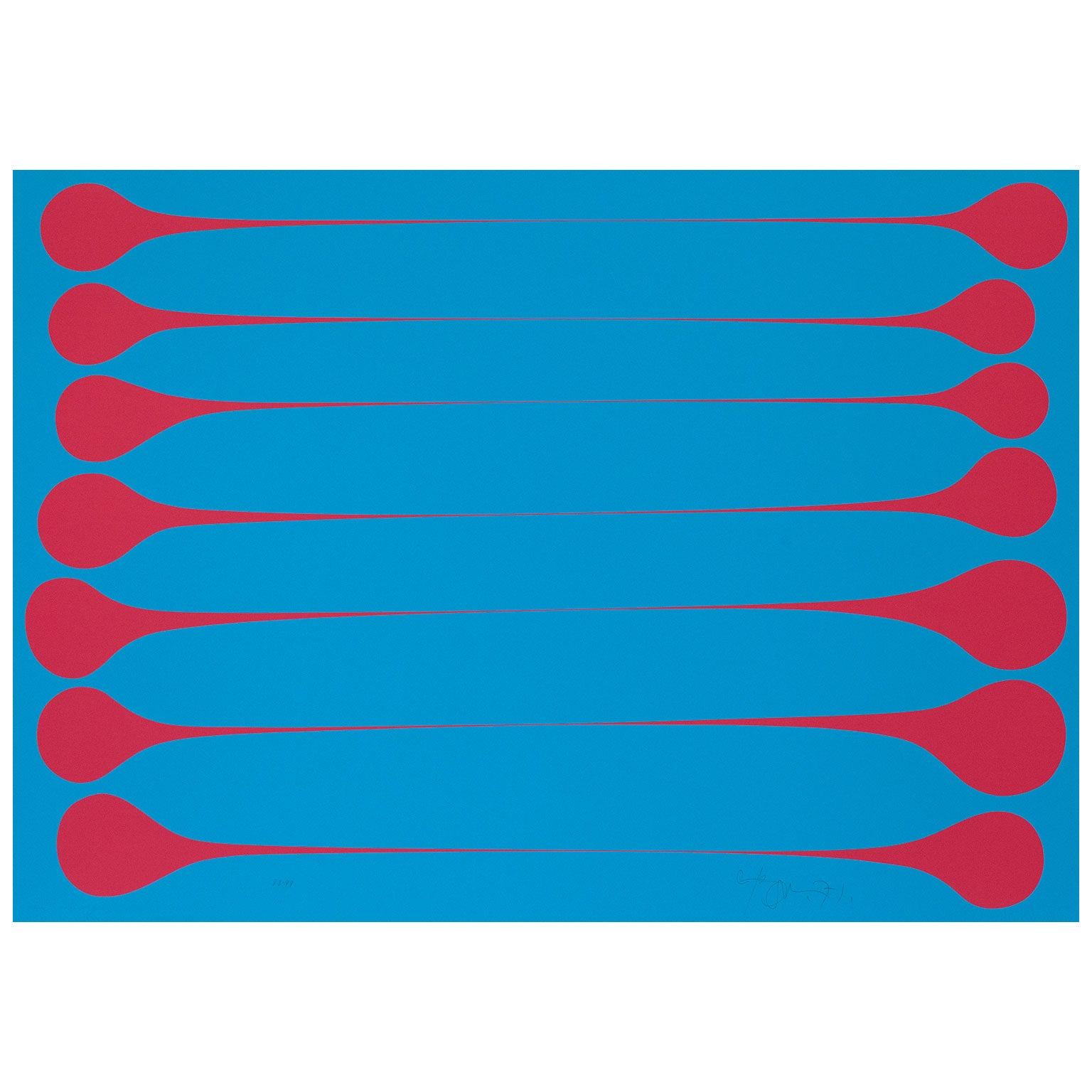 Blue Raspberry Stretch