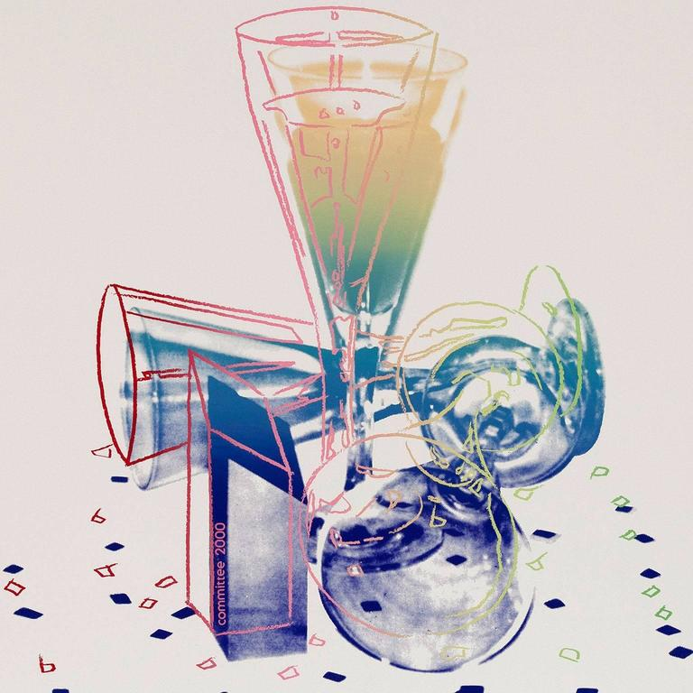 Andy Warhol Still-Life Print - Committee 2000
