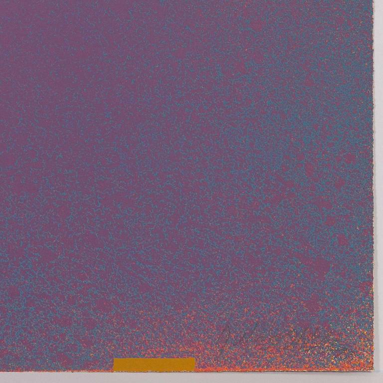 GRAPHIC SUITE I (MAUVE/BLUE) 1