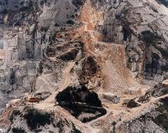 "Edward Burtynsky ""Carrara Quarry #2"""