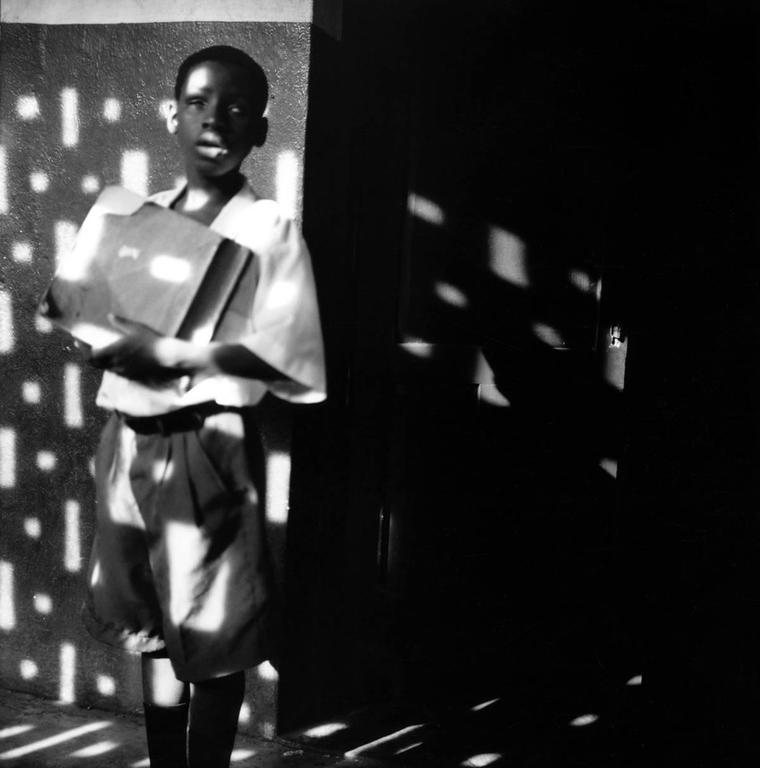 Tim Hetherington Black and White Photograph - Untitled, 1999-2003