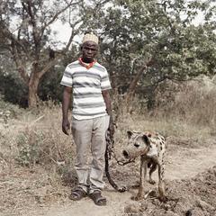 Abdullahi Ahmadu with Mainasara, Nigeria