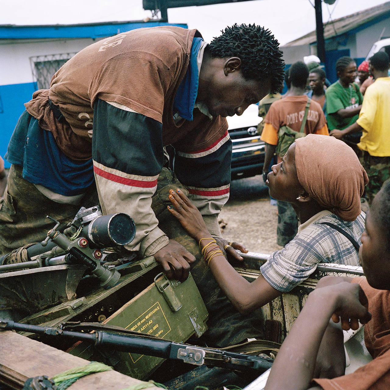 Untitled, Liberia