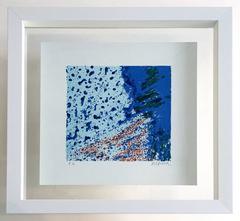 Bleu tone Abstract