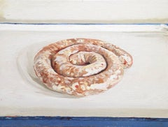 Ring (Contemporary Still Life of a Sausage Ring)