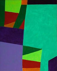 Standard Deviation - Abstract Geometric Color Study