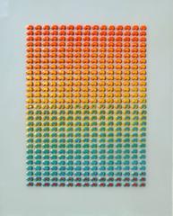 Carbon Sunset (Modern Rainbow Miniature Play-Doh Automobile Grid)