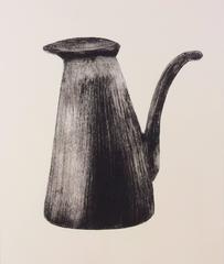 Small Mouth Pitcher (Giclée B&W Still-Life Print)