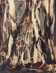 Birgit Blyth - In Memory Of #14 (Abstract Monoprint)